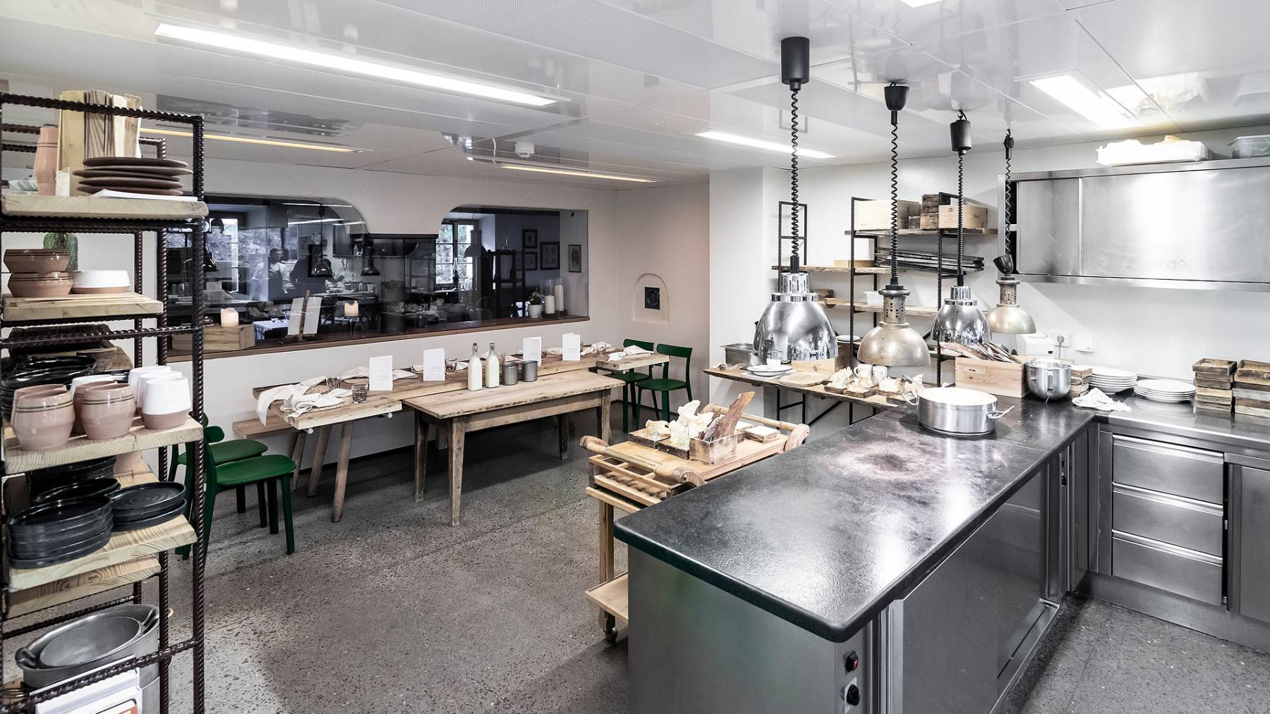 La Fuga - Laboratory for Future Gastronomy